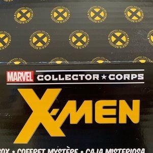 X-Men Marvel Collectors Corps box